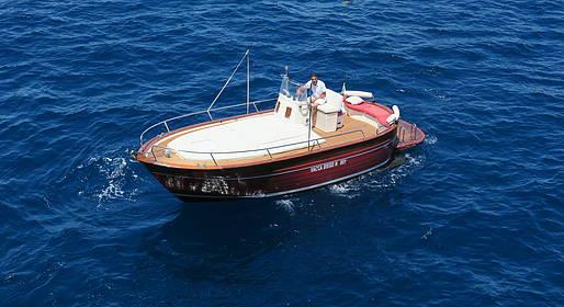 Gianni's Boat - Giro dell'Isola - 4 ore in SUPERGOZZO