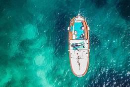 Capri and the Amalfi Coast by Gozzo Boat