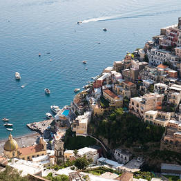 Luxury Limo Positano - Amalfi Coast Full Day Tour