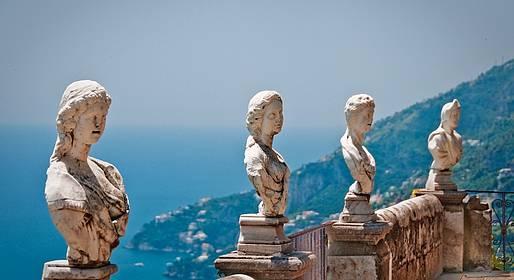 Luxury Limo Positano - Amalfi Coast - Private Half-Day Tour