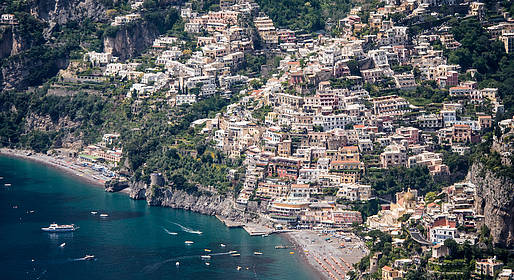 Luxury Limo Positano - Costiera Amalfitana: tour privato di mezza giornata