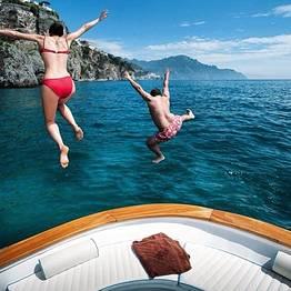 Gianni's Boat - The full dai Capriholic