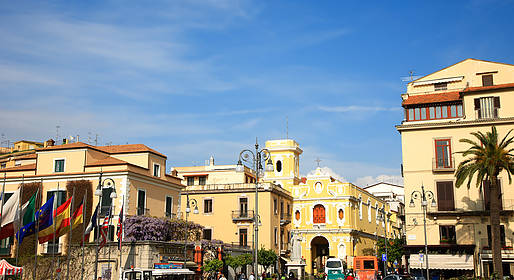 Luxury Limo Positano - Pompeii and Sorrento Tour