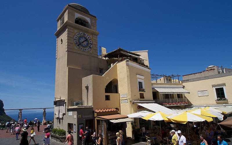 Capri Official Guides - Tour of the Historical Center of Capri Town