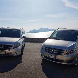 Private Transfer from Naples to Positano+return journey