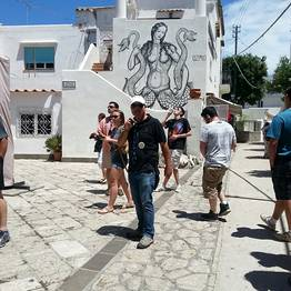Tour of the Historical Center of Anacapri