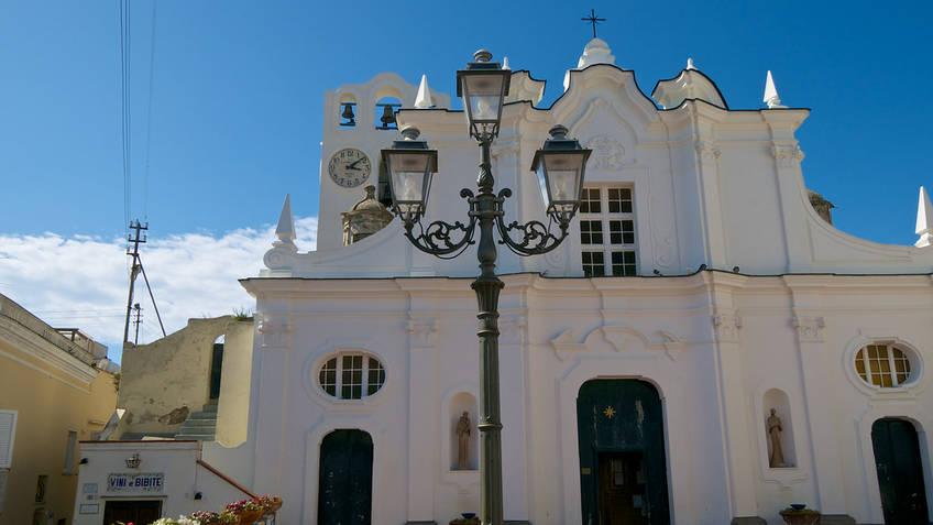 Capri Official Guides - Tour of the Historical Center of Anacapri