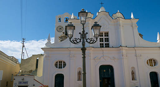 Capri Official Guides - Tour of the Historical Center of Anacapri