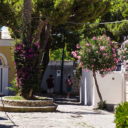 Guided Tour of the Historical Center of Anacapri
