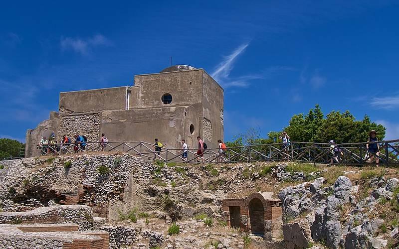 Book Villa Jovis Capri Booking