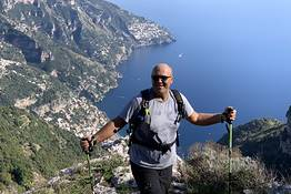 Trekking guidato sul Monte Faito