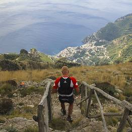 Faito Mountain, the highest peak of Amalfi Coast