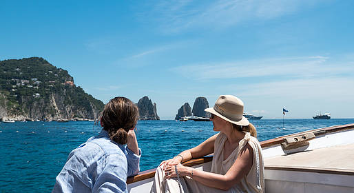 Capri Official Guides - Capri Angel, a day with your private guide