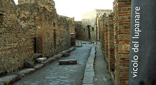 Sunland Travel - Tour para Pompeia saindo da Costa Amalfitana - MANHÃ