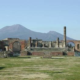 Sunland Travel - Tour di Pompei a bordo di un bus GT dalla Costiera