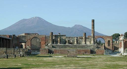 Sunland Travel - Pompeii Group Bus Tour from the Amalfi Coast