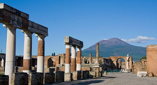 Sunland Travel - Pompeii Afternoon Group Tour from Positano