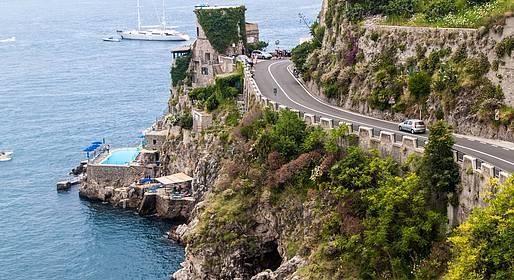Luxury Limo Positano - Transfer Porto di Civitavecchia-Positano e/o viceversa