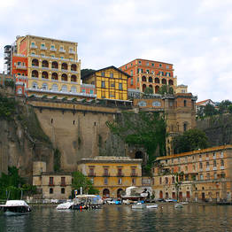 Transfer from Sorrento to Positano and/or vice versa