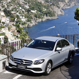 Transfer from Positano to Amalfi and/or viceversa