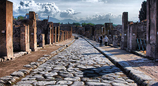 Sorrento Limo Web - Tour of Pompei, Mount Vesuvius, and Herculaneum