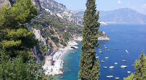 Sorrento Limo Web - Transfers Naples - Praiano, Amalfi, Ravello or back