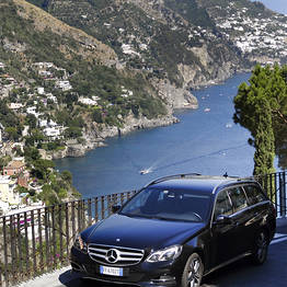 Transfer from Ravello to Positano and/or vice versa