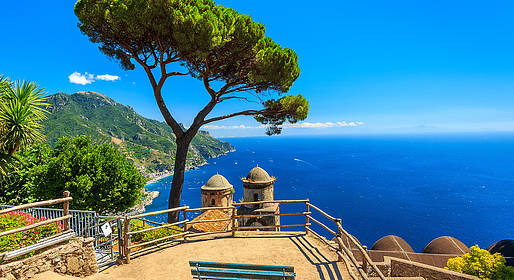 Luxury Limo Positano - Transfer from Ravello to Positano and/or Vice Versa