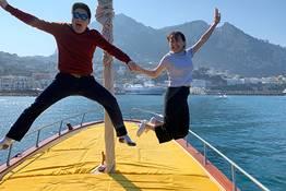 Tour privato di mezza giornata da Sorrento a Capri