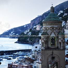 From Ravello to Amalfi,tour inspired by Escher's works.