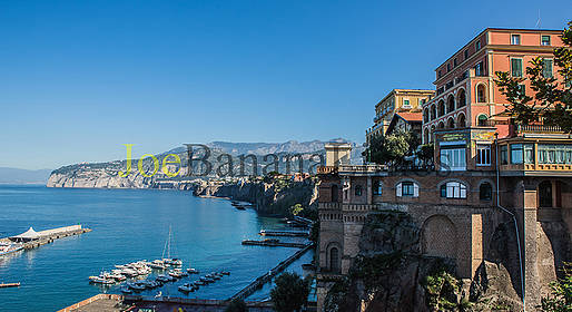 Joe Banana Limos - Tours & Transfers - Private Transfer Naples - Sorrento (or vice versa)
