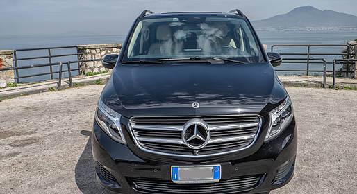 Joe Banana Limos - Tours & Transfers - Private Roundtrip Transfer Naples - Sorrento