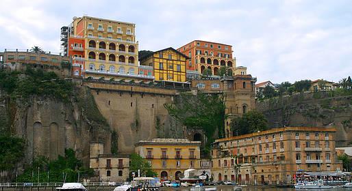 Eurolimo - Autista privato da Napoli a Sorrento o viceversa