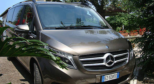 Eurolimo - Private Transfer Naples - Sorrento