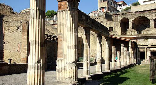 Eurolimo - Pompei, Ercolano e Vesuvio: tour archeologico