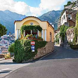 Sorrento, Positano and Pompeii - day tour from Naples