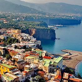 Eurolimo - Sorrento, Positano e Pompeia - de Nápoles