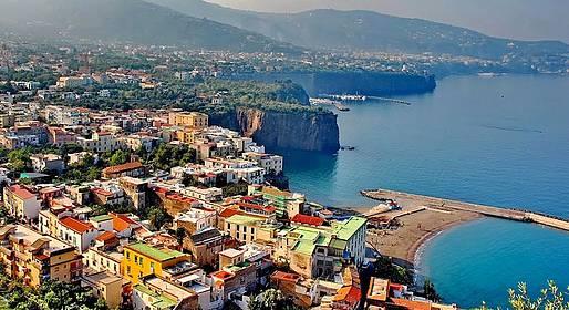 Eurolimo - Tour Sorrento, Positano e Pompei