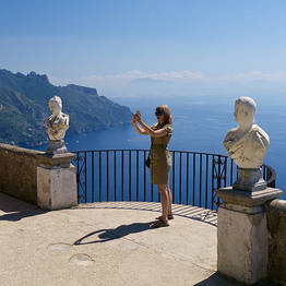 Private transfer Naples - Ravello