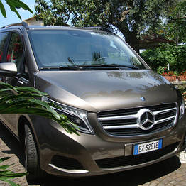 Eurolimo - Private transfer Naples - Positano