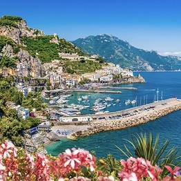 Private transfer Naples - Amalfi