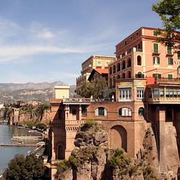 No-Stress Rome - Sorrento Transfer: Book Today!