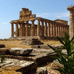 Sunland Travel - Paestum&Mozzarella Farm Bus Tour from Amalfi Coast
