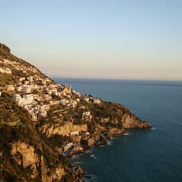 Eurolimo - De Roma a Costa Amalfitana: a opção mais confortável