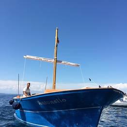 Capri Island Tour - Tour de Gozzo ao redor da Ilha por 2, 3 ou 4 horas