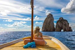 Discover the Capri of Your Dreams: Private Boat Tour