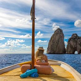 Capri Island Tour - Discover the Capri of Your Dreams: Private Boat Tour