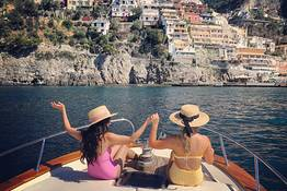 Capri Island Tour - Capri tour + water taxi Costiera Amalfitana -one way