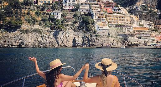 Capri Island Tour - Transfer to or from Amalfi Coast with Capri Boat Tour
