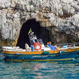 Capri Island Tour - Capri tour + transfer de barco Costa Amalfitana -trecho